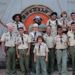 Scouts at Emerald Bay