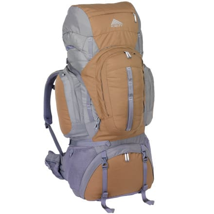 Choosing a Boy Scout's First Backpack