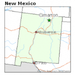 Cimarron, gateway to Philmont